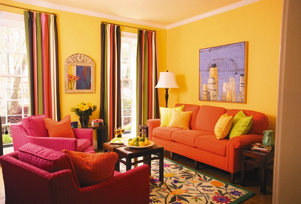 Interior Design Basics Understanding The Warm And The Cool Shades