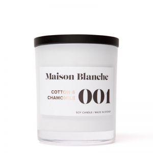 001 Cotton & Chamomile // 80 Hour