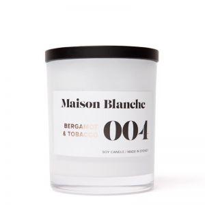 004 Bergamot & Tobacco // 80 Hour