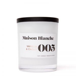 005 Vanilla & Cacao // 80 Hour