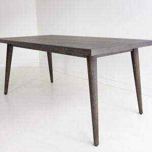 1.8m Oslo Dining Table | Black