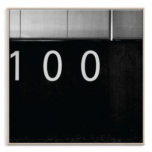 100 | Canvas or Print by Artist Lane