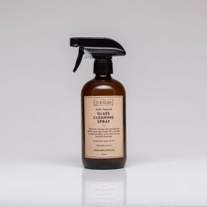100% Natural Glass Cleaner