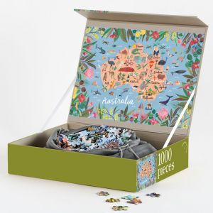 1000 Piece Puzzle | Australia Edition