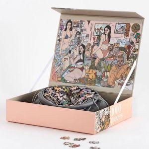 1000 Piece Puzzle | Edition K