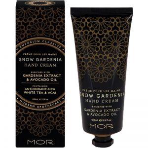 100ml Emporium Classics Hand Cream | Snow Gardenia | Schots
