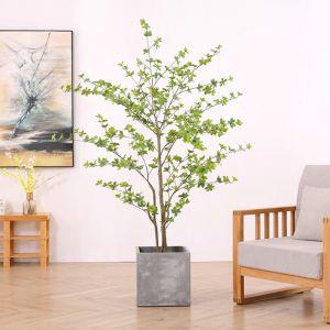 120cm Green Artificial Indoor Watercress Tree Fake Plant Simulation Decorative
