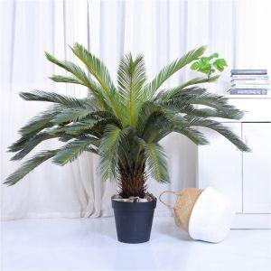 125cm Artificial Indoor Cycas Revoluta Cycad Sago Palm Fake Decoration Tree Pot Plant