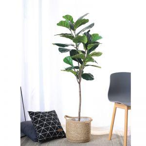 155cm Green Artificial Indoor Qin Yerong Tree Fake Plant Simulation Decorative