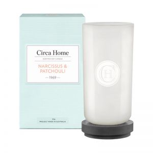 1969 Narcissus & Patchouli Perfect Spaces Candle | Circa Home