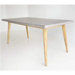 2.25m Elkstone Oslo Dining Table | Speckled Grey