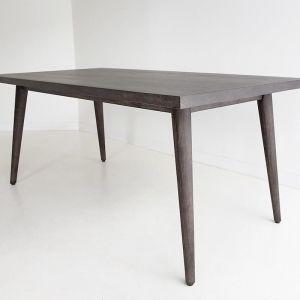 2.25m Oslo Dining Table | Black