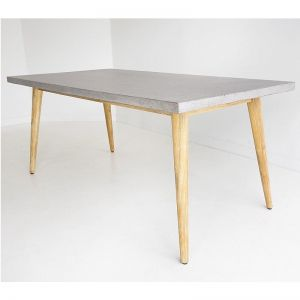 2.25m Oslo Dining Table | Speckled Grey
