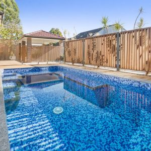 2.45m x 4.5m Rectangle Pool