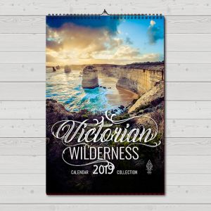 2019 Calendar | Victorian Wilderness | Limited Edition Blue Herring Photoart