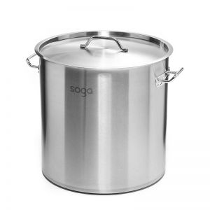 225L Stainless Steel Stockpot