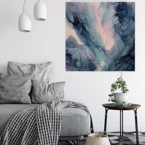 24 Part 1 | Canvas Print by United Interiors