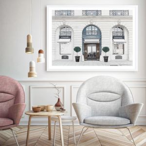 31 Rue Cambon I Premium Art Print (Various Sizes)