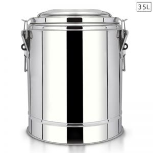 35L Stainless Steel Insulated Hot & Cold Beverage Container