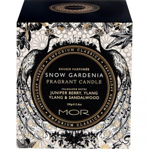 390g Fragrant Candle | Snow Gardenia | Schots
