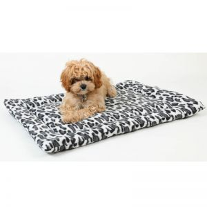 4Paws Velveteen Pet Mat  | Rectangle