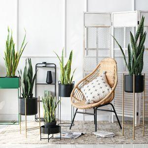 95cm Artificial Indoor Snake Sansevieria Plant Fake Decoration Tree Flower Pot