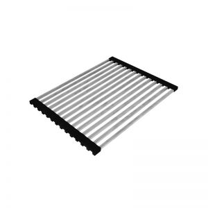 Meir Lavello Stainless Steel rolling mat protector