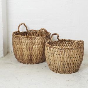 Twisted Handle Baskets l Pre Order