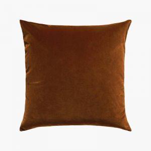 Etro Square Cushion   Tobacco