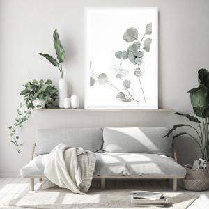 Eucalyptus I Photo Art Print   Various Sizes