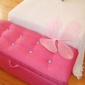 Kids Blanket Box   Custom Made by BedsAhead   Various Sizes