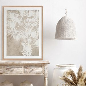 Canary Island II | Framed Art Print