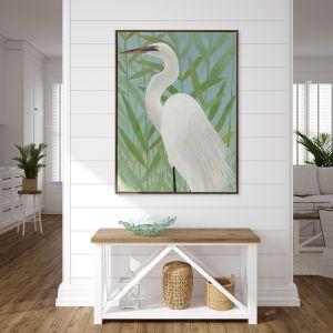 Water Bird II | Canvas Print