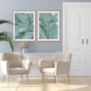 Plantain II | Framed Art Print