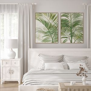 Areca Palm II | Canvas Print