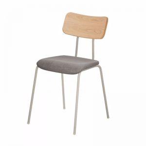 Penny Chair | Ash & Grey
