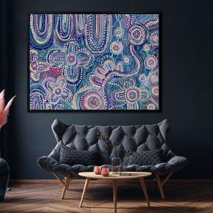 Yinaagang | Canvas Art Print