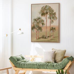 Tropical Sunset II | Canvas Print