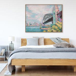 Harbour Bridge | Canvas Print