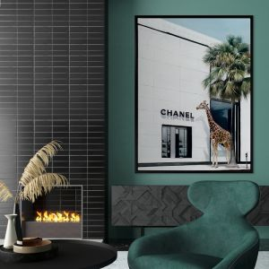 Rodeo Drive | Canvas Print