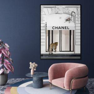 Fashion Week | Canvas Print