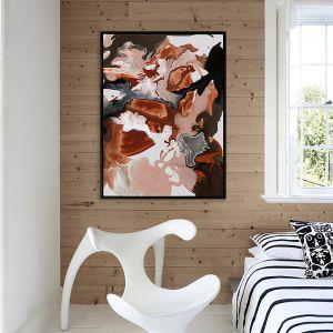 Pumpkin Spice II   Canvas Print