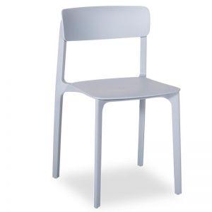 Notion Chair | Pale Blue | Polypropylene