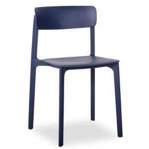 Notion Chair | Navy | Polypropylene
