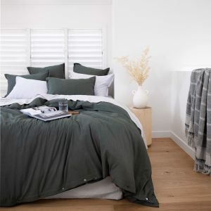 Bamboo Quilt Cover Set   Super King Bed
