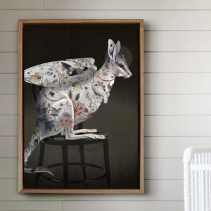 Miss Tidda | Signed Artist's Print or Print on Canvas