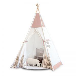 Cattywampus Kids Teepee Tent | Rose Pink