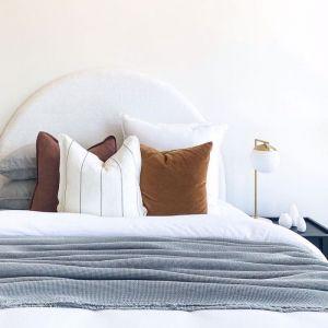 Demi Bedhead | Custom Made By BedsAhead | Custom Fabric Selection