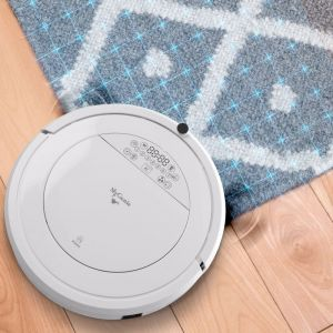 MyGenie ZX1000 Intelligent Robotic Vacuum with Mop | Various Colours