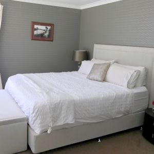 Ensemble Bed Base - Warwick Fabric | Custom Made by BedsAhead | Various Sizes